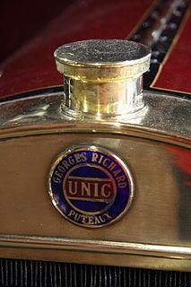 Unic automobile manufacturer