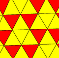 Uniform triangular tiling 111212.png