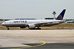 United Airlines, N78003, Boeing 777-224 ER (44341900272).jpg