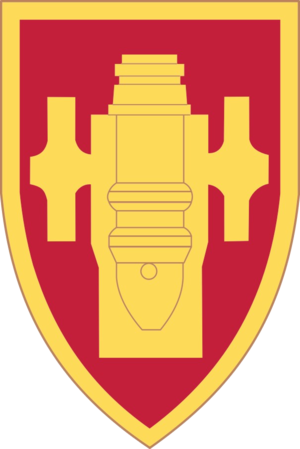 United States Army Field Artillery School - Image: United States Army Field Artillery School SSI