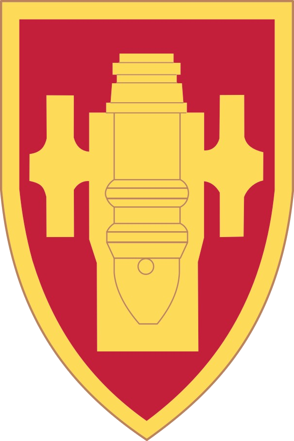 United States Army Field Artillery School SSI