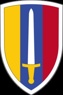 United States Army Vietnam Military unit