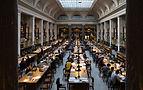 Universität Wien, Großer Lesesaal - Ausstellung Wikiversity 2015-.jpg