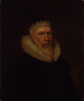 Julius Caesar (judge) - Image: Unknown man, formerly known as Sir Julius Caesar from NPG