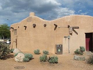 Estufa United States historic place