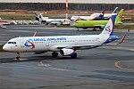 Ural Airlines, VP-BSY, Airbus A321-231 (37040236416).jpg