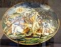 Urbino o dintorni, battaglia di giosuè, xvi sec.JPG