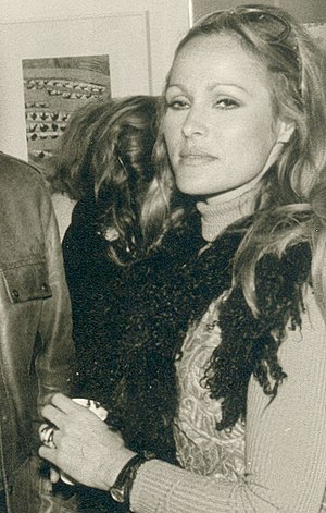 Ursula Andress - Ursula Andress ca. 1971