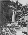 Ute Falls, in Ute Pass, Colorado - NARA - 517508.tif