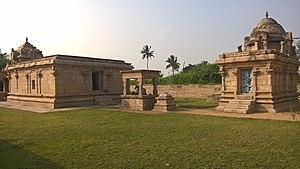 Muthuraja - Uthamadhaneeswarar temple - Keezhathaniyam