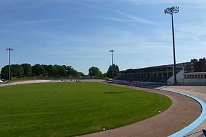 Roubaix Velodrome - The velodrome in 2012
