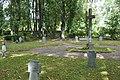 Vācijas karavīru brāļu kapi Džūkstes kapos, WWII, Džūkste, Džūkstes pagasts, Tukuma novads, Latvia - panoramio (2).jpg