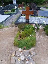 V. Kernagio kapas.JPG