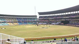 Vidarbha Cricket Association Stadium - VCA Stadium at Jamtha, Nagpur