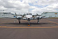 VH-FMU Piper PA-31 Navajo C Great Western Aviation (9169805101).jpg