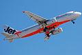 VH-VQO Airbus A320-232 Jetstar (10253338955).jpg