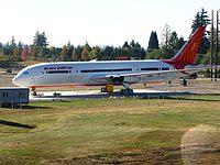 VT-ANB - B788 - Air India