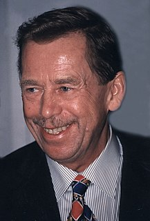 Václav Havel Czech statesman, writer, and former dissident (1936–2011)