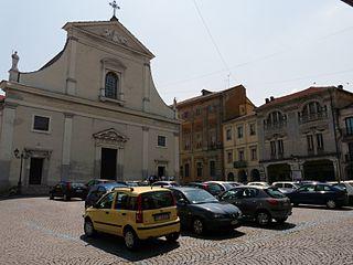 Valenza Comune in Piedmont, Italy
