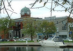 Centre-ville de Salaberry-de-Valleyfield