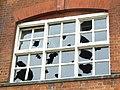 Vandalism - Paned Expression - geograph.org.uk - 1047462.jpg