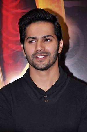 Varun Dhawan - Dhawan at an event for Stardust in 2013