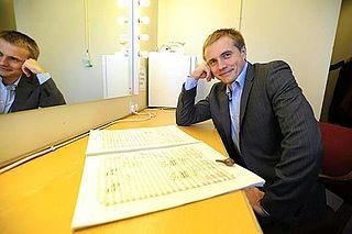 Vasily Petrenko Russian conductor