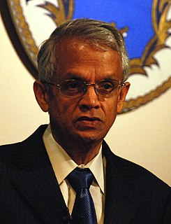 Veerabhadran Ramanathan Indian scientist