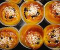 Vegan saffron buns (3084642705).jpg