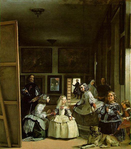 Las Meninas olvidando a Velázquez