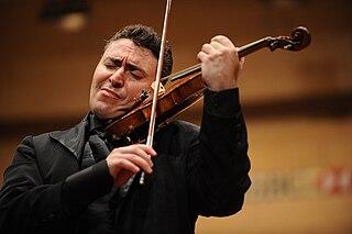 Maxim Vengerov Russian violinist, violist, and conductor