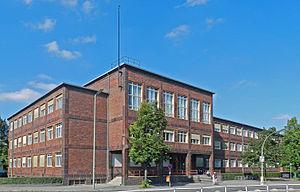 Max Taut - Reichsknappschaftshaus in Berlin