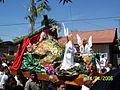 Viacrucis viernes santo Guadalupe, Leon Nicaragua.JPG