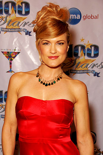 """Victoria Pratt - Pratt attending the """"Night of 100 Stars"""" for the 82nd Academy Awards viewing party in March 2010"""