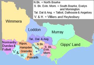 Members of the Victorian Legislative Council, 1853–1856 Wikimedia list article