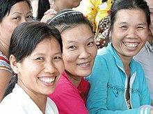 Women In Vietnam Wikipedia