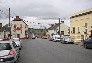 Borris, County Carlow - Borris Main Street