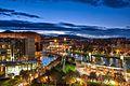 View form the Bilbao Melia Hotel - panoramio.jpg