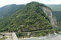 View from the visitor's center at the entrance to Taroko National Park.jpg