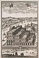 View of the gardens of Semiramis, Description de L'Universe (Alain Manesson Mallet, 1683) (cropped).jpg