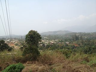 Batibo,  North-West, Cameroon