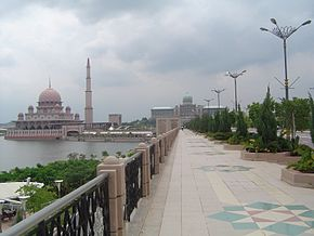 View on Perdana Putra.JPG