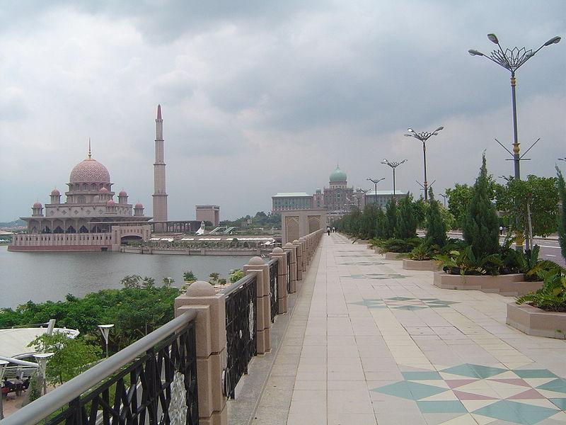 File:View on Perdana Putra.JPG