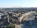 View south from the top of the Kingsway Car Park - geograph.org.uk - 1760071.jpg