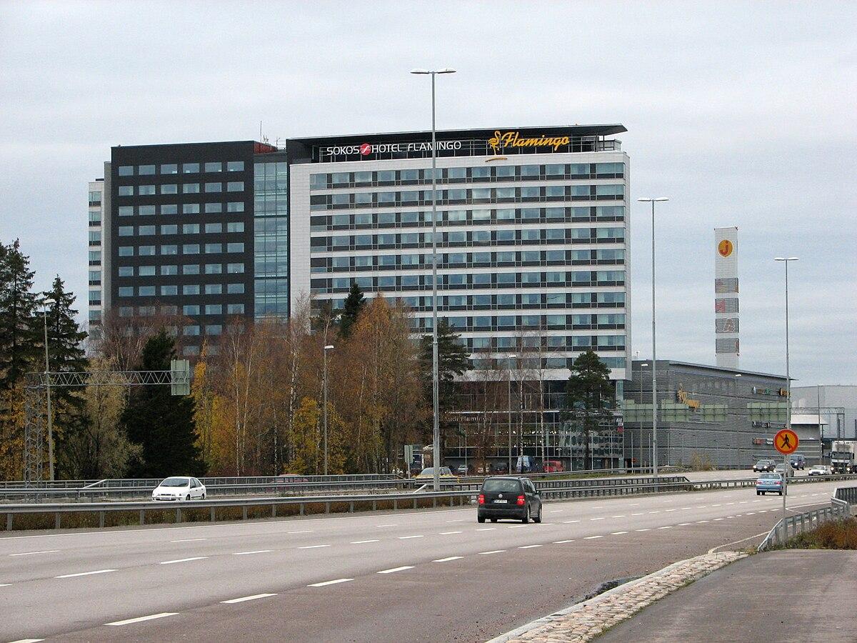 Kauppakeskus Vantaa