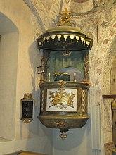 Fil:Viksta kyrka int02.jpg