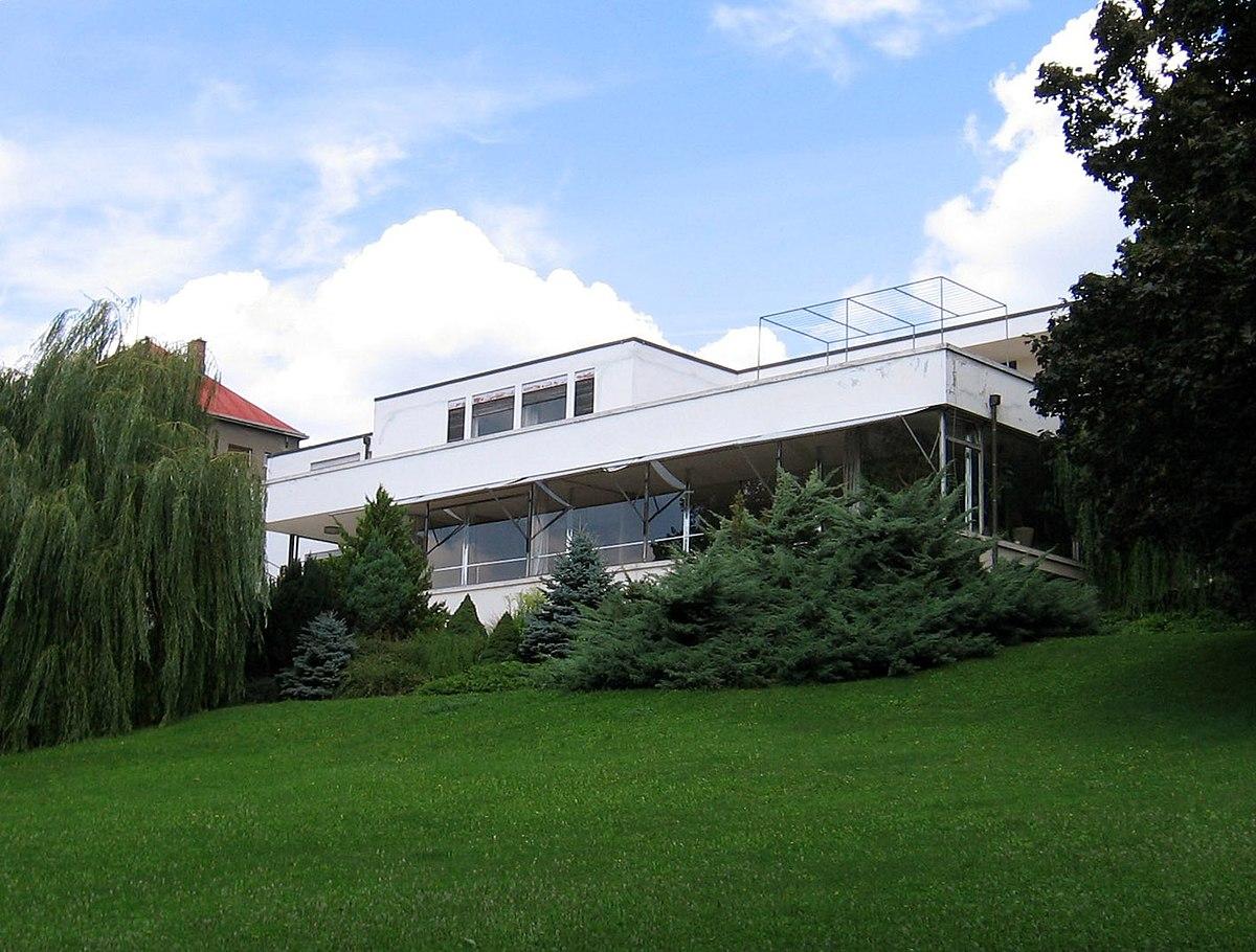 Opere e progetti di architettura di mies van der rohe - Casa perls mies van der rohe ...