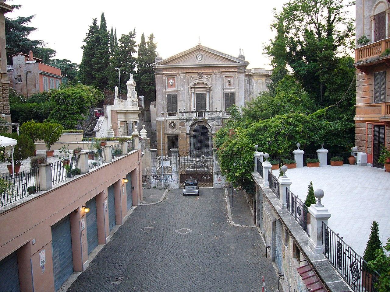 Villa Torlonia Hotel Roma