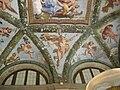 Villa farnesina, loggia di psiche 21.JPG