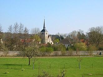 Arc-en-Barrois - Image: Village D'Arc en Barrois